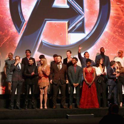 Nézd meg mennyit kaszáltak a Marvel sztárjai – 2. rész