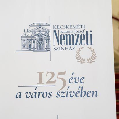 A Kecskeméti Nemzeti Színház kihirdette 125. évadának műsortervezetét
