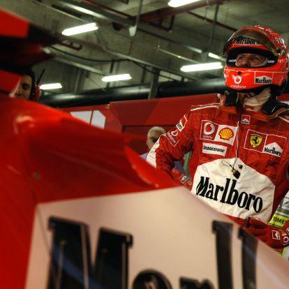 Szeptemberben jön a Schumacher-film