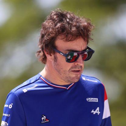 Alonso a szezon legnehezebb hétvégéjére számít