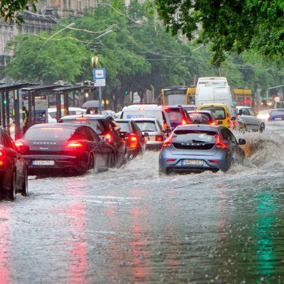 Ezzel a térképpel nem kell özönvízben autóznunk