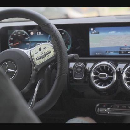 StartStop: Teszteltük a Mercedes CLA-t, a márka legdögösebb autóját