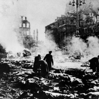 Nem volt 200 ezer halott Drezdában