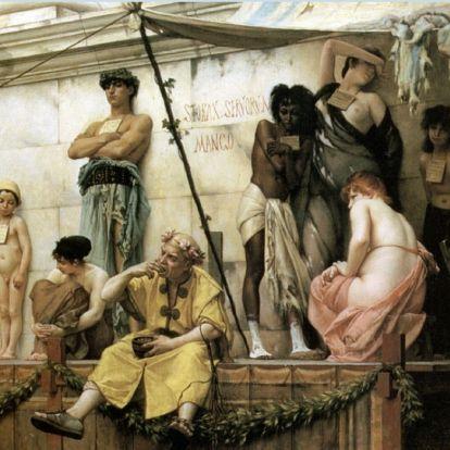 Az ókori Róma első MeToo-botránya lehetett volna, de senkit nem érdekelt