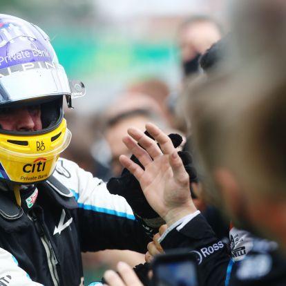 F1: Majd kiugrik a bőréből Alonso a siker után
