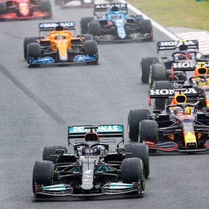 F1: Ocon első győzelmét szerezte a Hungaroringen