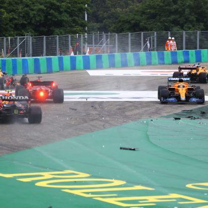 Kártérítést szeretne a Red Bull a Mercedestől Bottas rajtbalesete miatt