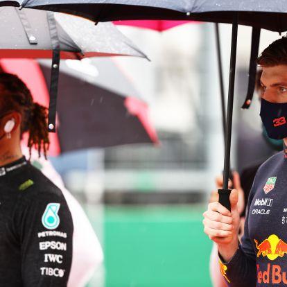 Verstappen: Gyorsabb vagyok, mint Hamilton!