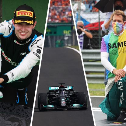 F1: Botrányoktól volt hangos a Magyar Nagydíj