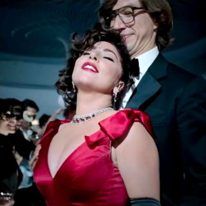 Lady Gaga és Adam Driver Oscarra játszik: itt A Gucci-ház szinkronos előzetese