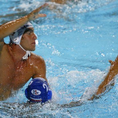 Fodor Rajmund, olimpikon vízilabdázónk lánya is profi sportoló lett