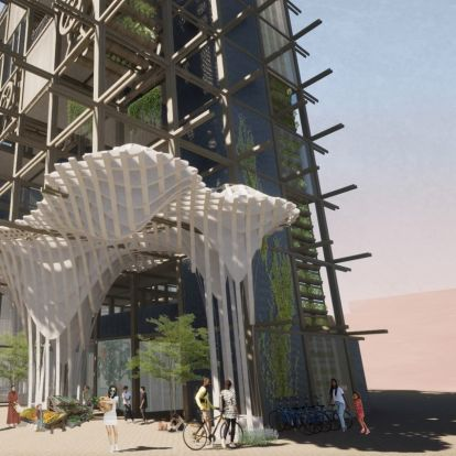 Norwich University of the Arts presents 15 design and architecture student projects