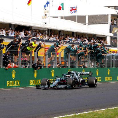 F1: Nem törődnek bele Vettel kizárásába