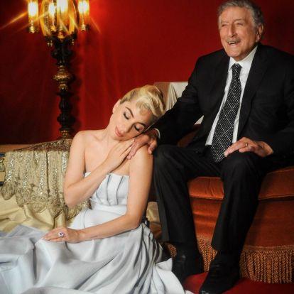 Ismét közös dalt készített Lady Gaga és Tony Bennett