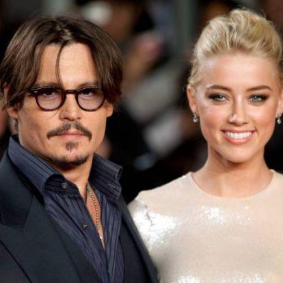 Rangos díjban részesül Johnny Depp
