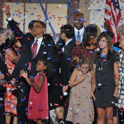 Obama mutatta meg, hogy a feketék sem csak rapperként vagy kosarasként vihetik sokra