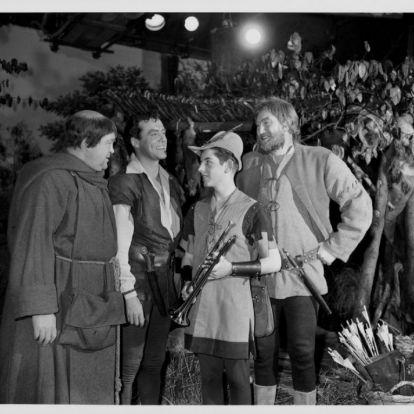 Az amerikai kommunistaüldözés támasztotta fel Robin Hoodot