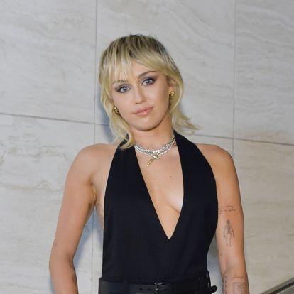 A '80-as évek ilyen reklámokkal volt tele: a Gucci visszaküldte Miley Cyrust az időben