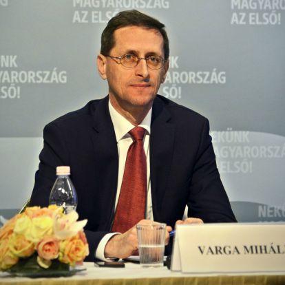 Varga Mihály: A magyar GDP a második negyedévben várakozáson felül nőtt