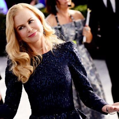 Nicole Kidman egy egész városállamot magára haragított