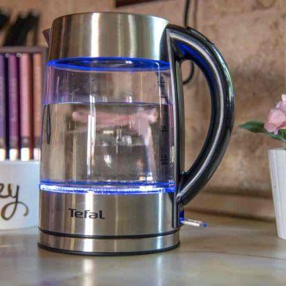 [TESZT] Tefal Glass KI772D38 vízforraló – praktikus, elegáns konyhai kiegészítő