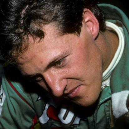 Hazugság is kellett Schumacher F1-es bemutatkozásához