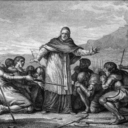 Már ezer éve is járt pápa Magyarországon