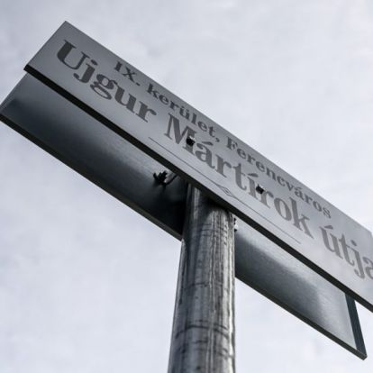 Hivatalos lett a Bud Spencer park és a Szabad Hongkong út Budapesten