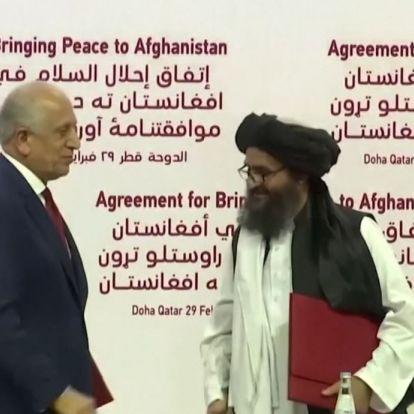 A közeljövőben bejelenthetik az új kormány névsorát a tálibok