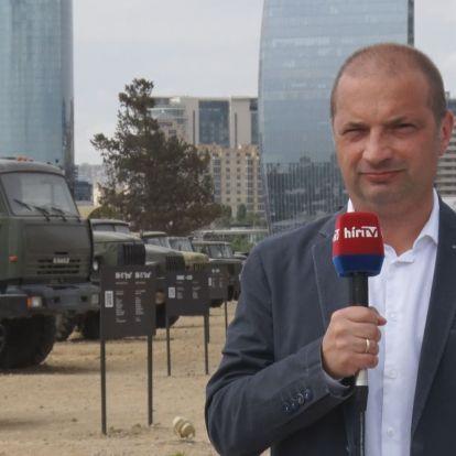 Háborús trófeapark Bakuban