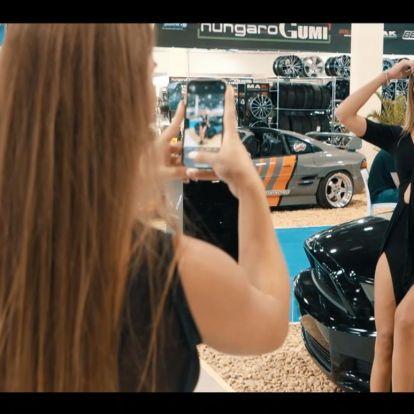 StartStop: 15. Automobil és Tuning Show