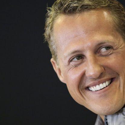 Biztató hírek érkeztek Michael Schumacher állapotáról