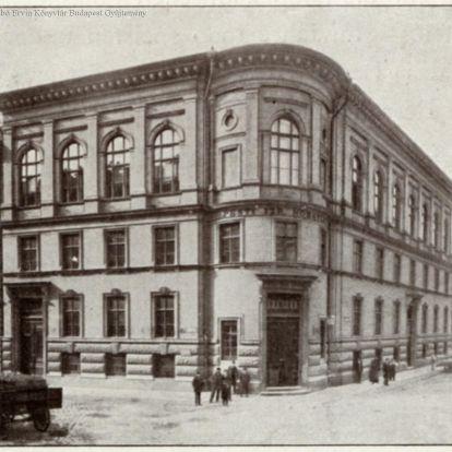 A híres Fészek Klub 120 éve nyílt meg