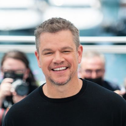 Matt Damon elárulta, hogy van egy titkos, privát Instagram-oldala
