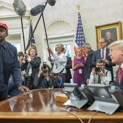 Őrületet akartok? Tessék, megkapjátok! – Kanye West nem unja a botrányokat