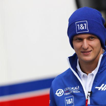 F1: Megható dolgot mondott apjáról Schumacher