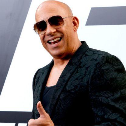 Vin Diesel hatalmas pocakot növesztett, és nem fél megmutatni