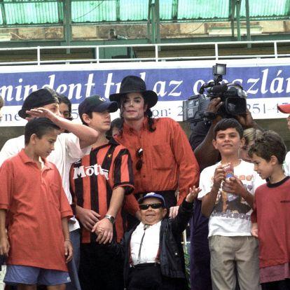 25 éve tombolt a közönség Michael Jackson egyetlen magyarországi koncertjén