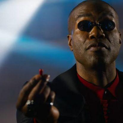 Kiderült, ki játssza majd Morpheust az új Mátrix-filmben