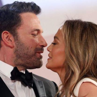18 év után újra együtt a vörös szőnyegen - Nézd meg Jennifer Lopez és Ben Affleck legszerelmesebb pillanatait!