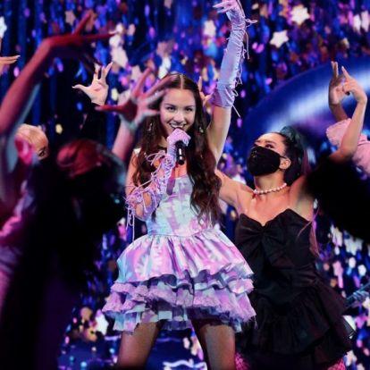 Olivia Rodrigo és Lil Nas X voltak Justin Bieber mellett az MTV VMA díjátadó főszereplői