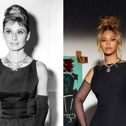 Audrey Hepburn hozta divatba, most Beyoncé viseli: megint felbukkant a sárga Tiffany-gyémánt