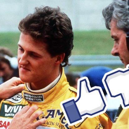 Ez a véleménye a magyar nézőknek a Schumacher-filmről