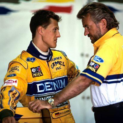 """""""Michael mindig is védelmezett minket, most mi védelmezzük őt"""" – Megnéztük a Schumacher-dokumentumfilmet"""