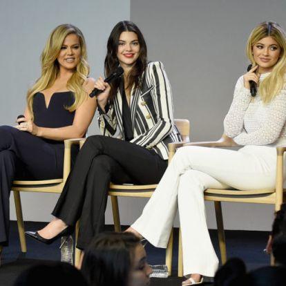 Ezek voltak a Kardashian-Jenner testvérek legnagyobb villantásai Instagramon