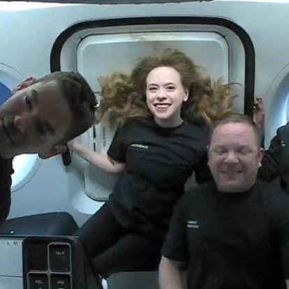 Visszatért a Földre a SpaceX amatőr űrhajósokat szállító, automata űrhajója