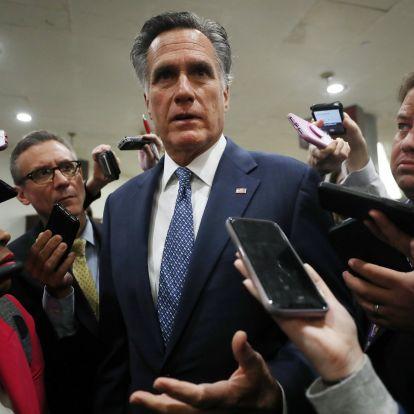 Mitt Romney: Orbán cenzúrázza a médiát az országában, figyelmen kívül hagyja a népakaratot, saját magának és cimboráinak halmoz fel vagyont