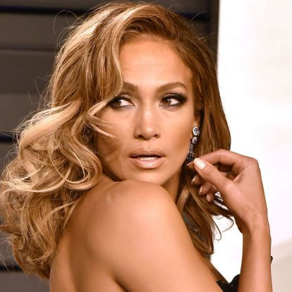 The No Trousers Red Carpet Trend Jennifer Lopez and Meghan Markle Both Love