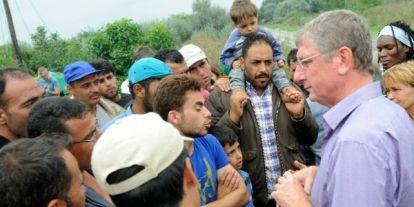 Ezernél több határsértőt kapcsoltak le a hétvégén – az ellenzék szerint felesleges volt a határkerítés
