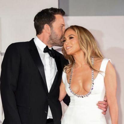 Ben Affleck úgy nyilatkozott Jennifer Lopezről, hogy attól könnyekig hatódtunk